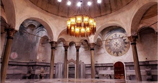 Tarihi Cağaloğlu Hamamı'nda tek kişilik lüks Osmanlı bakım paketi 185 TL yerine 69 TL! Fırsatın geçerlilik tarihi için DETAYLAR bölümünü inceleyiniz.