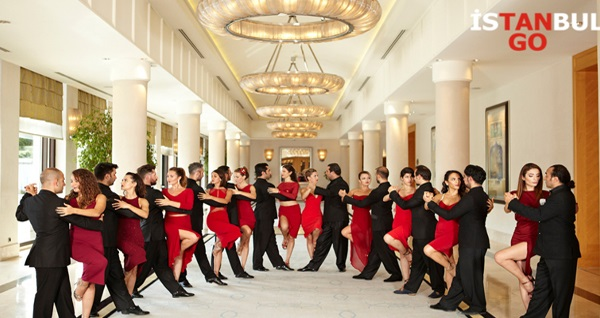 İstanbulTANGO 4 şubesinde geçerli aynı gün 2 ders tango, ilgili şubede 1 tango pratiği ilgili hafta seçeceğiniz 1 tango gecesi 150 TL yerine 15 TL! Fırsatın geçerlilik tarihi için DETAYLAR bölümünü inceleyiniz.