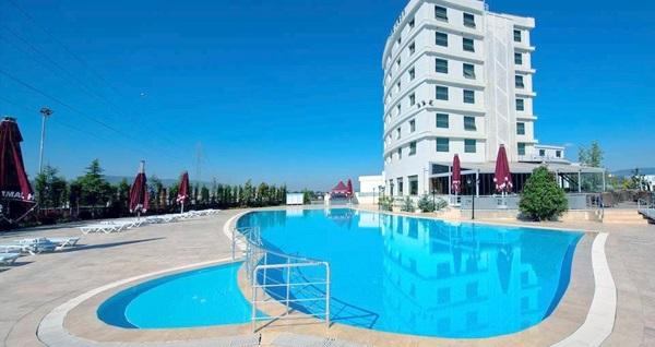 Kocaeli The Ness Thermal Hotel'de açık havuz kullanımı 69 TL! Fırsatın geçerlilik tarihi için DETAYLAR bölümünü inceleyiniz.