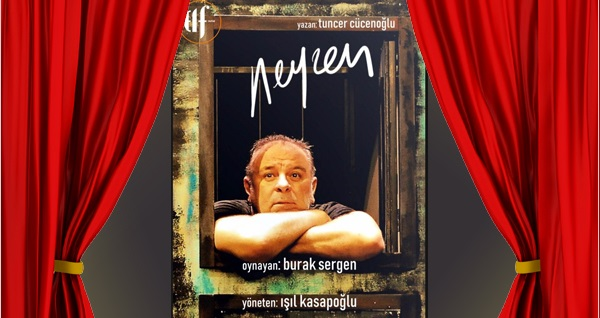 Burak Sergen'in başrolünde olduğu ''Neyzen'' oyununa biletler 79,25 TL yerine 55 TL! 21 Ocak 2020 / 20:30 / İzmir AKM Yunus Emre Salonu