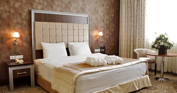 Elite Hotel Dragos'da kahvaltı dahil çift kişilik 1 gece konaklama standart odada konaklama 310 TL yerine 260 TL! Fırsatın geçerlilik tarihi için DETAYLAR bölümünü inceleyiniz.