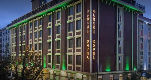 Alrazi Hotel Vannaspa'da ıslak alan kullanımı dahil hamam kullanımı ve 1 aylık fitness üyeliği 99 TL! Fırsatın geçerlilik tarihi için DETAYLAR bölümünü inceleyiniz.