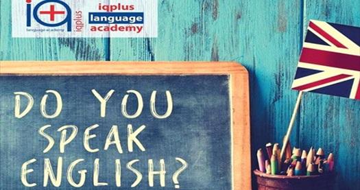 Iq Plus Language Academy'de yabancı eğitmenler eşliğinde 10 saatlik online İngilizce konuşma kulübü 300 TL yerine 99 TL! Fırsatın geçerlilik tarihi için DETAYLAR bölümünü inceleyiniz.