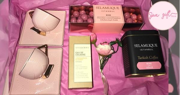 Gift Box Şua'dan hediye kutuları! Fırsatın geçerlilik tarihi için DETAYLAR bölümünü inceleyiniz.