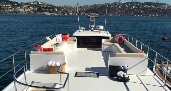 Boğazın İncisi AŞK'I İSTANBUL Teknesiyle VIP Hizmetlerin Tadını Çıkarın! Fırsatın geçerlilik tarihi için DETAYLAR bölümünü inceleyiniz.