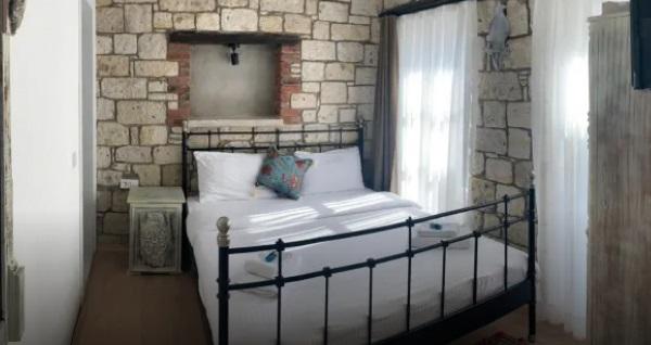 Alaçatı Mastika Köyiçi Otel'de çift kişi 1 gece kahvaltı dahil konaklama 400 TL! Fırsatın geçerlilik tarihi için DETAYLAR bölümünü inceleyiniz.