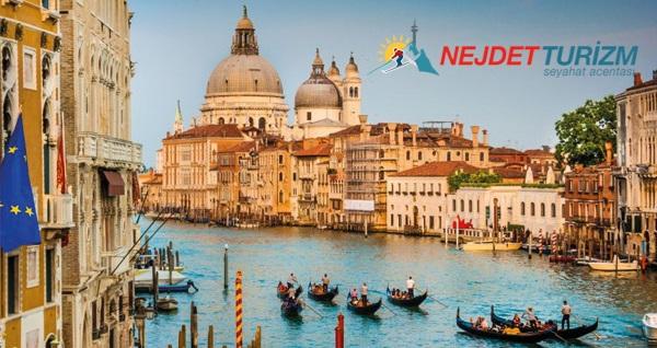 Nejdet Turizm ile 25 Temmuz'da Bursa kalkışlı Balkanlar üzerinden Büyük Avrupa Turu Grupanya'ya özel 800 Euro! 25 Temmuz kalkışlı turda geçerlidir.