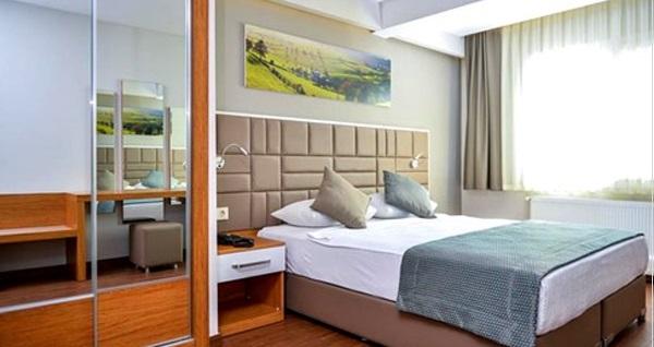 Gaziemir Hakcan Hotel'den konaklama seçenekleri 100 TL'den başlayan fiyatlarla! Fırsatın geçerlilik tarihi için DETAYLAR bölümünü inceleyiniz.