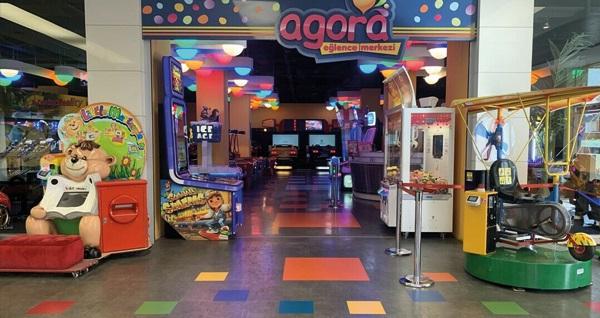 İzmir Agora Eğlence Merkezi'nde 300 oyun kredisi 250 TL yerine 150 TL! Fırsatın geçerlilik tarihi için DETAYLAR bölümünü inceleyiniz.
