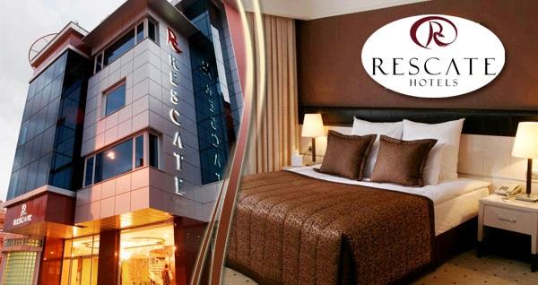 Çankaya Rescate Boutique Hotel'de kahvaltı çift kişilik 1 gece konaklama 295 TL yerine 189 TL! Fırsatın geçerlilik tarihi için, DETAYLAR bölümünü inceleyiniz.