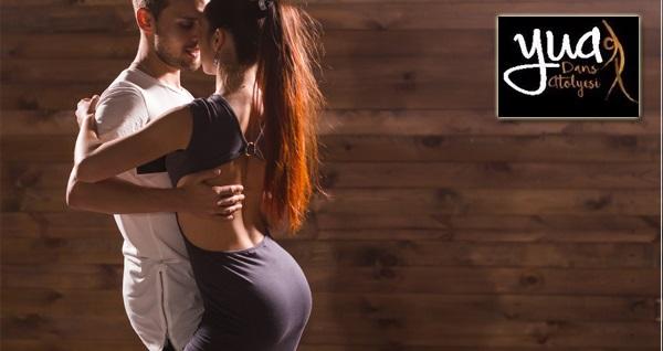 Ataşehir Yua Dans Atölyesi'nde 1 aylık Latin dansları eğitimi