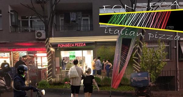Fonseca Pizza Beşiktaş'ta ''Fonseca Yağlama'' veya İtalyan usulü ''Giano Pizza'' ana yemek seçenekli menü kişi başı 39 TL! Fırsatın geçerlilik tarihi için DETAYLAR bölümünü inceleyiniz.