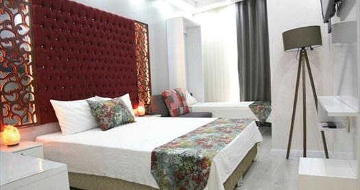 Küçükçekmece İstanbul Fair Hotel'de çift kişi 1 gece kahvaltı dahil konaklama 199 TL! Fırsatın geçerlilik tarihi için DETAYLAR bölümünü inceleyiniz.