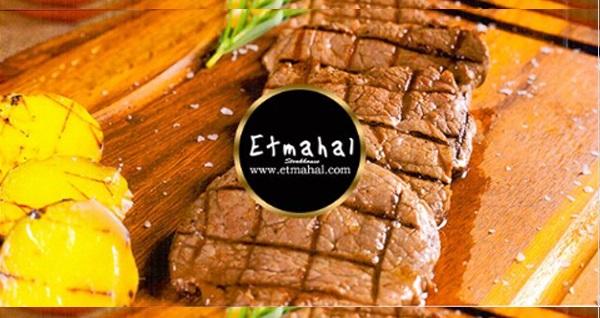 Bakırköy Et Mahal SteakHouse'da ızgara menüleri 129 TL! Fırsatın geçerlilik tarihi için DETAYLAR bölümünü inceleyiniz.