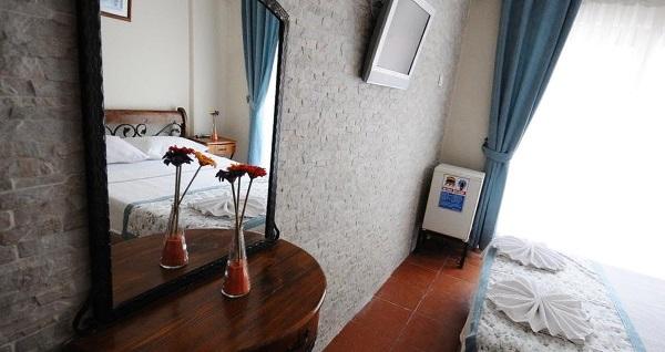 Dalyan Hotel Palmyra'da kahvaltı dahil çift kişilik 1 gece konaklama 249 TL! Fırsatın geçerlilik tarihi için, DETAYLAR bölümünü inceleyiniz.