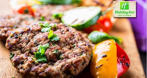 Holiday İnn Hotel Şişli'de Ramazan ayına özel enfes iftar menüsü 85 TL! Bu fırsat 6 Mayıs - 3 Haziran 2019 tarihleri arasında, iftar saatinde geçerlidir.
