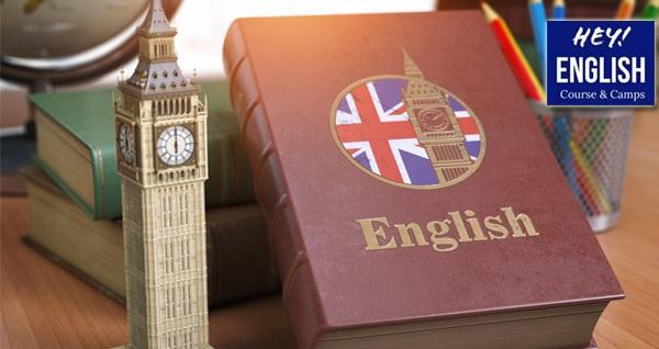 Hey English Courses & Camps ile İngiltere'de 1 aylık dil eğitiminde indirim sağlayan çek 5 TL! Fırsatın geçerlilik tarihi için, DETAYLAR bölümünü inceleyiniz.