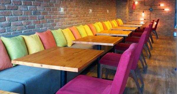 Süleymaniye Chay Tea Coffee'de serpme kahvaltı menüsü 17,50 TL! Fırsatın geçerlilik tarihi için DETAYLAR bölümünü inceleyiniz.