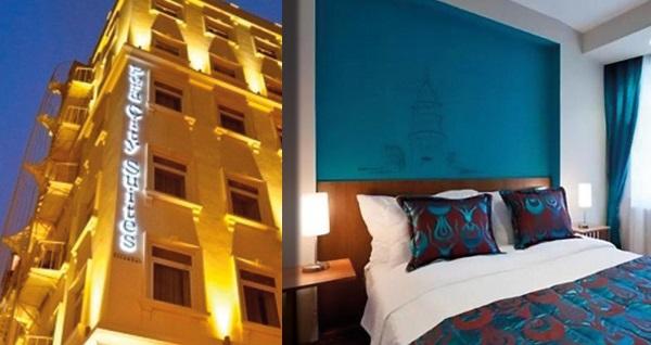 Beyoğlu Pera City Suites'te çift kişilik 1 gece konaklama 179 TL! Fırsatın geçerlilik tarihi için, DETAYLAR bölümünü inceleyiniz.
