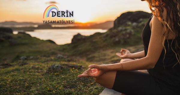 Derin Yaşam Atölyesi'nde meditasyon eğitimi 300 TL yerine 99 TL! Fırsatın geçerlilik tarihi için DETAYLAR bölümünü inceleyiniz.