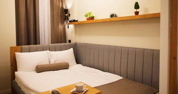 Roomers Nişantaşı Hotel'de kahvaltı dahil çift kişilik 1 gece konaklama 299 TL yerine 249 TL! Fırsatın geçerlilik tarihi için, DETAYLAR bölümünü inceleyiniz.