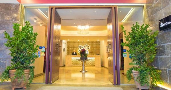 Levent ArtDeco Istanbul Suites'de kahvaltı dahil çift kişilik 1 gece konaklama keyfi 349 TL yerine 299 TL! Fırsatın geçerlilik tarihi için, DETAYLAR bölümünü inceleyiniz.