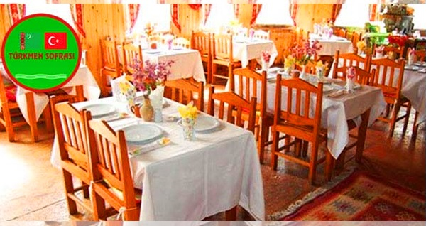 Türkmen Sofrası'nda yöresel yemek menüsü kişi başı 40 TL yerine 24,90 TL! Fırsatın geçerlilik tarihi için DETAYLAR bölümünü inceleyiniz.