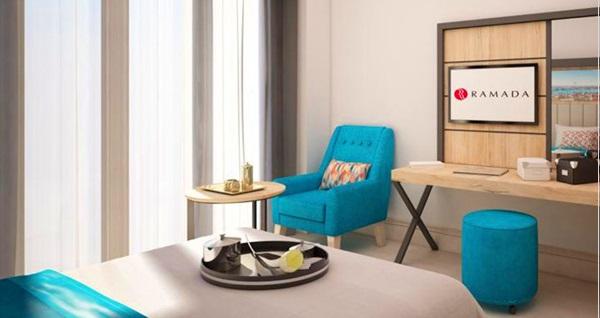 Ramada Encore By Wyndham Basın Ekspres Otel'de kahvaltı dahil çift kişilik 1 gece konaklama keyfi 299 TL yerine 249 TL! Fırsatın geçerlilik tarihi için DETAYLAR bölümünü inceleyiniz.