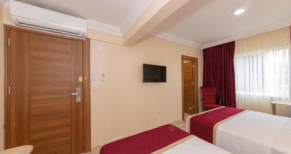 Şişli Beijing Hotel'de çift kişilik 1 gece konaklama 149 TL! Fırsatın geçerlilik tarihi için, DETAYLAR bölümünü inceleyiniz.