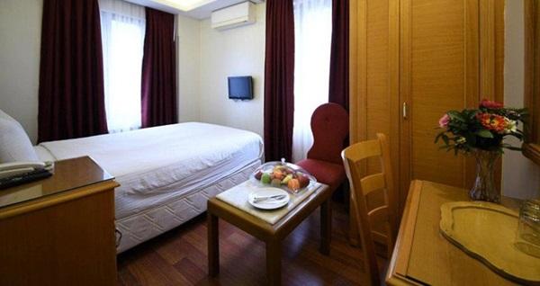 Star Hotel Taksim'de çift kişilik 1 gece konaklama 180 TL yerine 150 TL! Fırsatın geçerlilik tarihi için DETAYLAR bölümünü inceleyiniz.