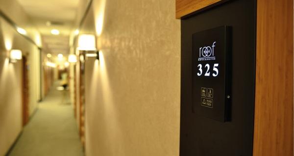 Yeni nesil konaklama deneyimi... Sapanca'ya yakın konumu ile Roof 264 Hotel & Suites'te kahvaltı dahil çift kişi 1 gece konaklama 270 TL yerine 180 TL! Fırsatın geçerlilik tarihi için, DETAYLAR bölümünü inceleyiniz.