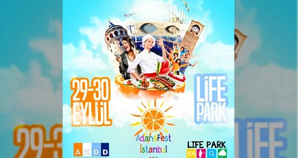 29-30 Eylül'de Lifepark'da gerçekleşecek AdanaFest için biletler 100 TL yerine 39 TL! 29-30 Eylül 2018 | 11:00 |Lifepark