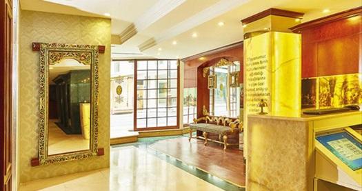 Sultanahmet Seres Hotel'de kahvaltı dahil tek/çift kişilik 1 gece konaklama 289 TL! Fırsatın geçerlilik tarihi için DETAYLAR bölümünü inceleyiniz.