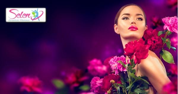 Selen Güzellik Merkezi'nde güzellik uygulamaları 59,90 TL'den başlayan fiyatlarla! Fırsatın geçerlilik tarihi için DETAYLAR bölümünü inceleyiniz.