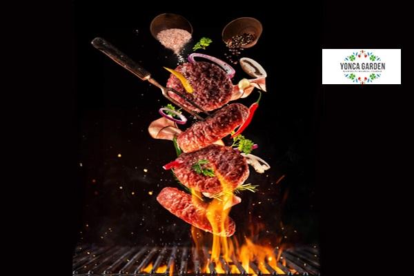 Yonca Garden'da yeşillikler içinde doğayla iç içe enfes lezzetlerle dolu zengin karışık ızgara iftar menüsü 55 TL! Bu fırsat 16 Mayıs - 14 Haziran 2018 tarihleri arasında, iftar saatinde geçerlidir.
