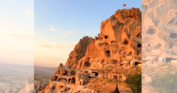 Tatil Mod güvencesi ile her Cuma çıkışlı 2 gün 1 gece konaklamalı Kapadokya Turu KİŞİ BAŞI 329 TL! Fırsatın geçerlilik tarihi için, DETAYLAR bölümünü inceleyiniz.