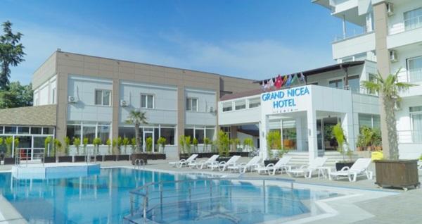 Grand Nicea Hotel'de İznik Gölü kenarında çift kişilik 1 gece kahvaltı dahil konaklama 240 TL! Fırsatın geçerlilik tarihi için DETAYLAR bölümünü inceleyiniz.