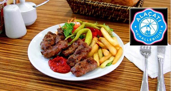 Çukurambar Alaçatı Muhallebicisi'nde leziz iftar menüsü 55 TL! Bu fırsat 6 Mayıs - 3 Haziran 2019 tarihleri arasında, iftar saatinde geçerlidir.