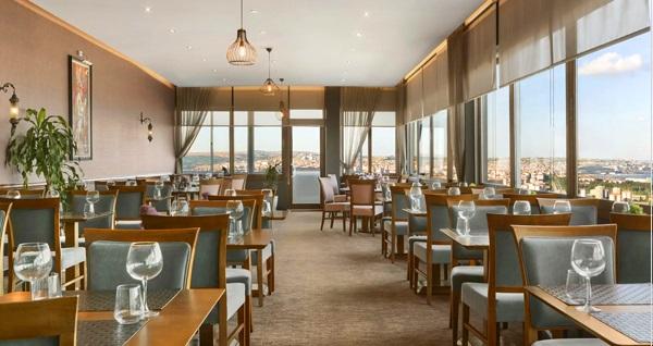 Ramada by Wyndham Tekirdağ'da 2 kişilik romantik akşam yemeği menüsü 419 TL! Fırsatın geçerlilik tarihi için DETAYLAR bölümünü inceleyiniz.
