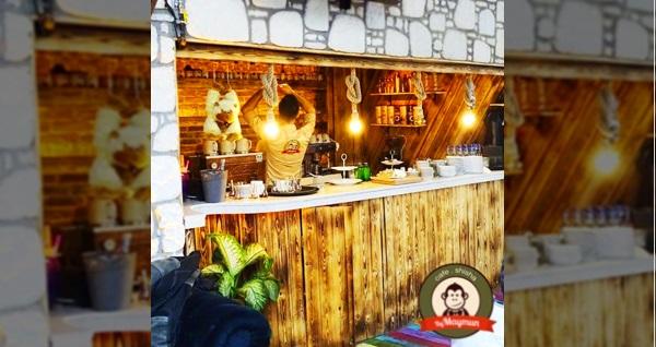 Bornova By Maymun Kafe'de eşsiz ve zengin içerikli serpme kahvaltı kişi başı 40 TL yerine 19,90 TL! Fırsatın geçerlilik tarihi için DETAYLAR bölümünü inceleyiniz.