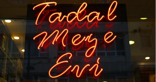 Tadal Meze Evi'nde yapacağınız 75 TL'lik meze alışverişini 50 TL'ye, 100 TL'lik meze alışverişini 75 TL'ye indiren çek 2 TL! Fırsatın geçerlilik tarihi için DETAYLAR bölümünü inceleyiniz.