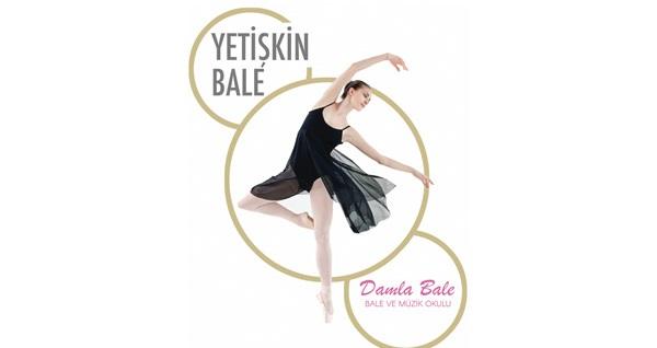 Damla Bale ve Müzik Okulu Nişantaşı Şubesi'nde 1 aylık yetişkin bale dersi 400 TL! Fırsatın geçerlilik tarihi için DETAYLAR bölümünü inceleyiniz.