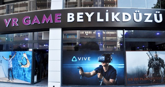 VR Game Beylikdüzü'nde eğlence zamanı! 1 saat oyun 60 TL yerine 30 TL! Fırsatın geçerlilik tarihi için DETAYLAR bölümünü inceleyiniz.
