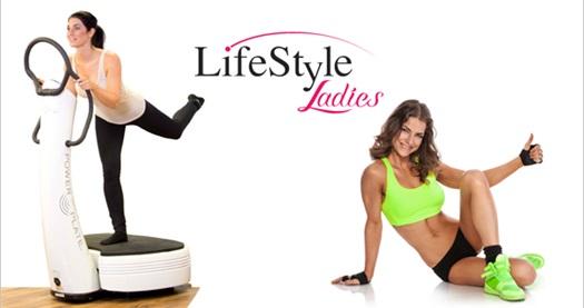 """Şişli Lifestyle Ladies'te kısa sürede forma girmenizi sağlayacak 5 antrenman """"Power Plate®"""" 149 TL yerine 49 TL! Fırsatın geçerlilik tarihi için DETAYLAR bölümünü inceleyiniz. Lifestyle Ladies Pazar günleri hariç, hafta içi 10.00-21.00 & Cumartesi günleri 10.00-17.00 saatleri arasında hizmet vermektedir."""