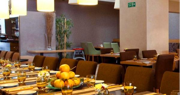 Holiday Inn Şişli'de zengin içeriklerle dolu açık büfe kahvaltı 45 TL! Fırsatın geçerlilik tarihi için DETAYLAR bölümünü inceleyiniz.