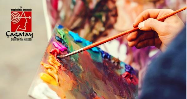Çağatay Sanat'ta 3 saatlik akrilik boya ile resim yapma etkinliği yaptığınız tablo hediyesiyle birlikte 250 TL yerine 110 TL! Fırsatın geçerlilik tarihi için DETAYLAR bölümünü inceleyiniz.