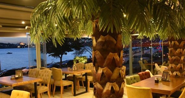 Üsküdar Yeşilçam Cafe & Bistro'da her Pazar fasıl gecesi 100 TL yerine 45 TL! Fırsatın geçerlilik tarihi için DETAYLAR bölümünü inceleyiniz.