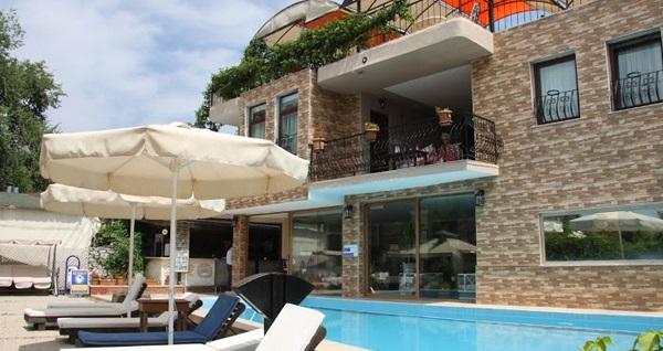 Dalyan Hotel Palmyra'da kahvaltı dahil çift kişilik 1 gece konaklama 289 TL yerine 219 TL! Fırsatın geçerlilik tarihi için, DETAYLAR bölümünü inceleyiniz.