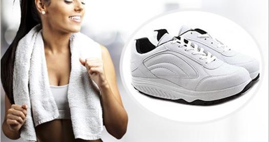 """Vücudunuzu forma sokmak için özel olarak tasarlanmış """"Gold Slim Zayıflama Ayakkabısı"""" 119 TL yerine 79 TL! Tüm Türkiye'ye kargo hizmeti vardır."""