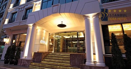 Şişli İstanbul Dora Otel'de kahvaltı dahil çift kişilik 1 gece konaklama 149 TL! Fırsatın geçerlilik tarihi için, DETAYLAR bölümünü inceleyiniz.